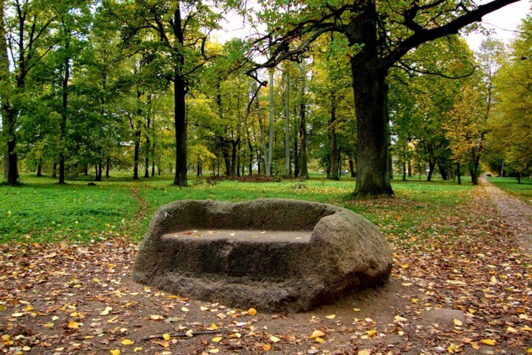 Парк в Суйде