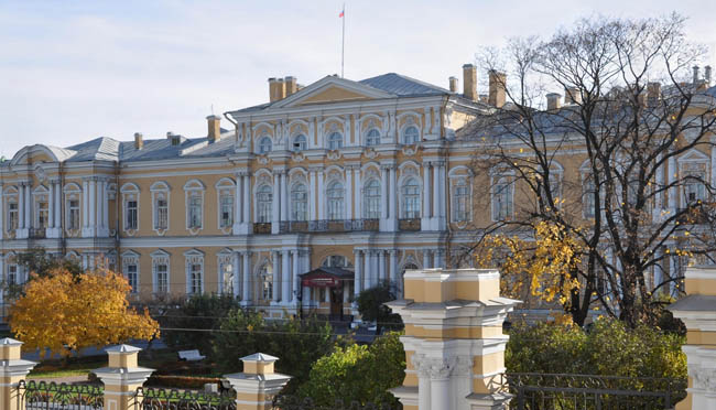 Дворец дяди-канцлера