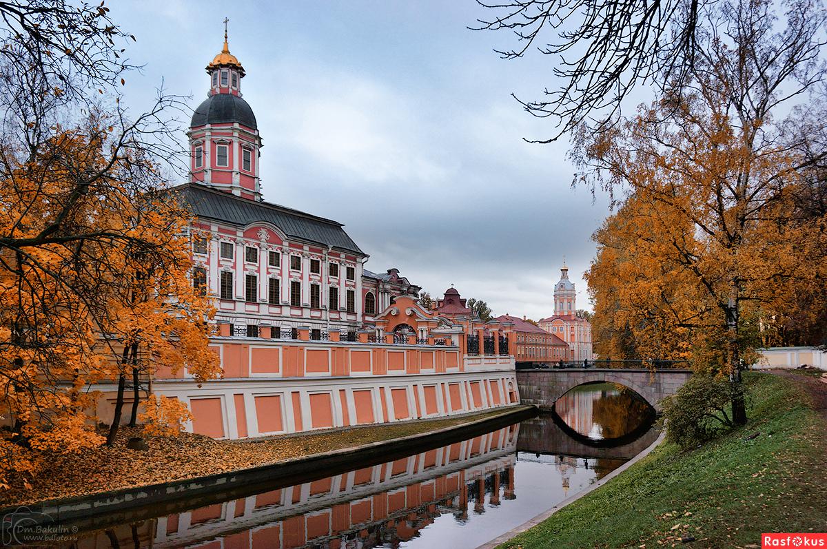 Феодоровский храм и главная усыпальница Петербурга