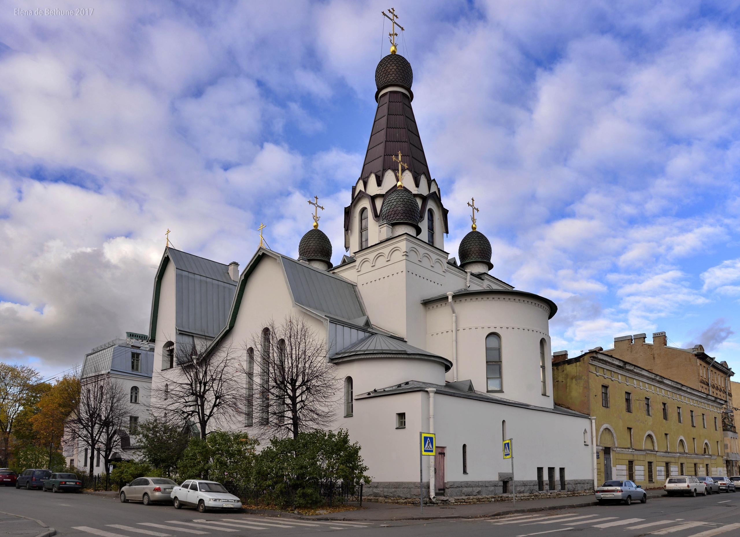 Подворье Творожковского монастыря