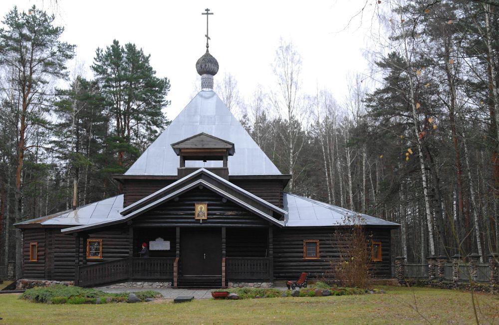 Никольский скит Введено-Оятского монастыря