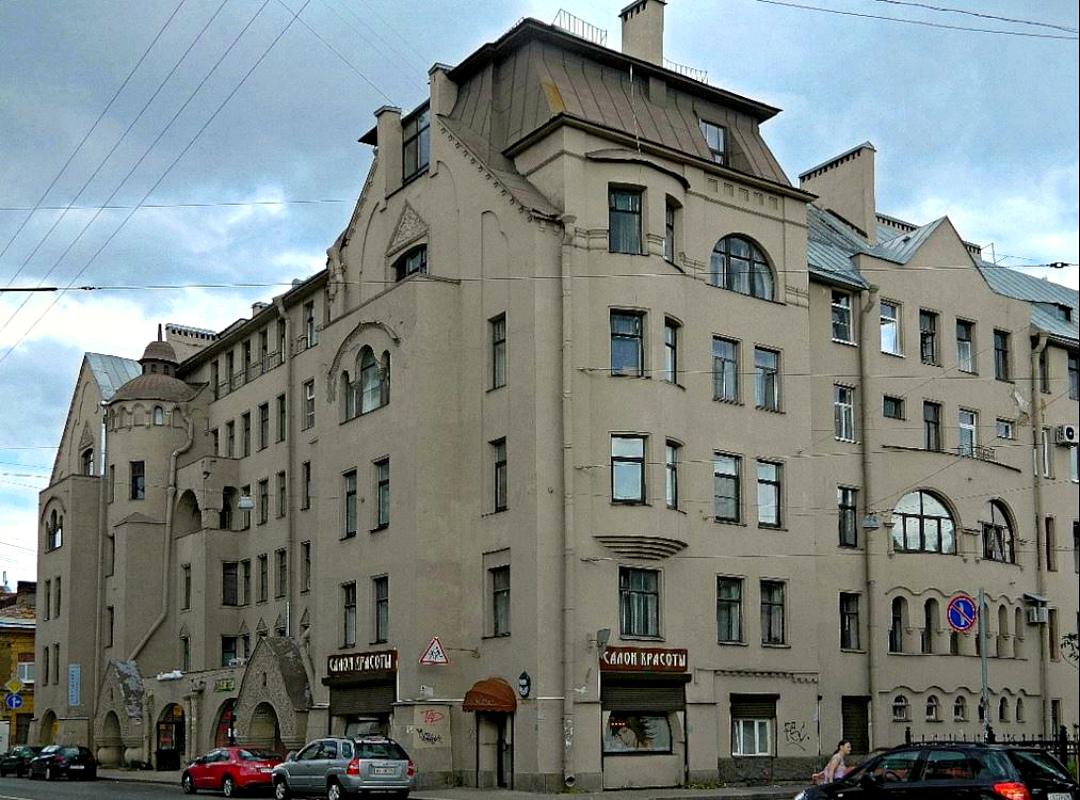 Доходный дом на Петроградской стороне