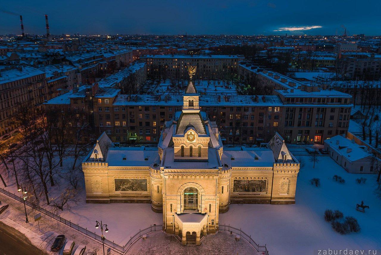 Суворовский музей