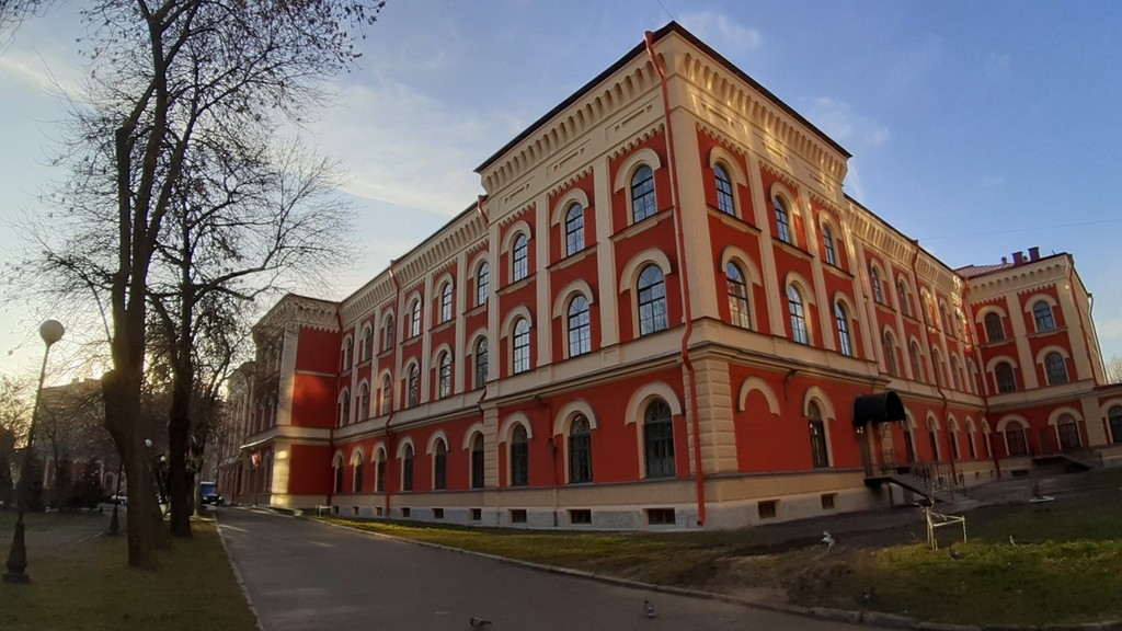 Павловская гимназия
