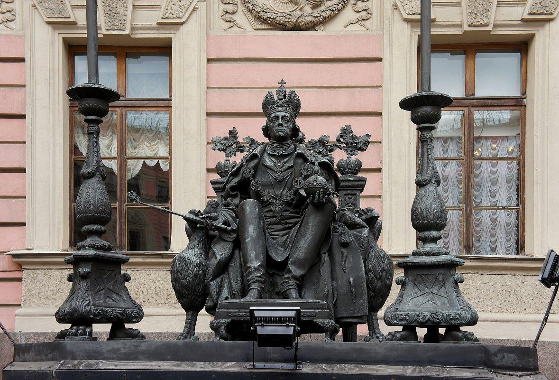 Памятник Павла I