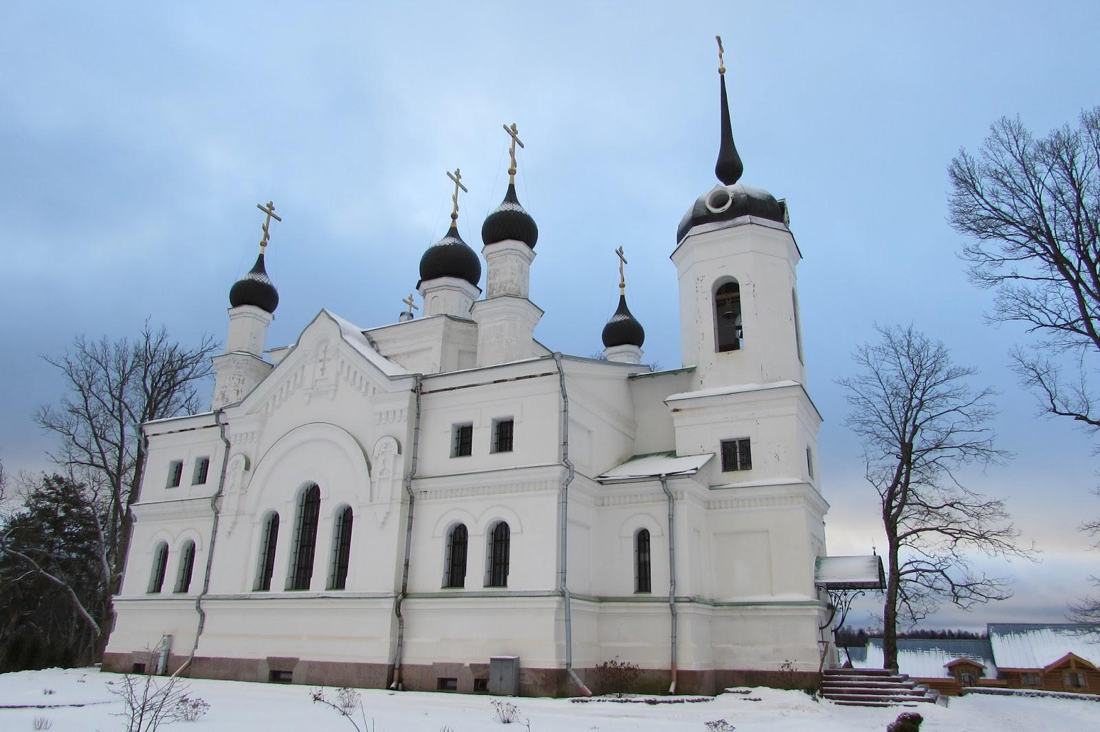 Женский Свято-Троицкий Творожковский монастырь