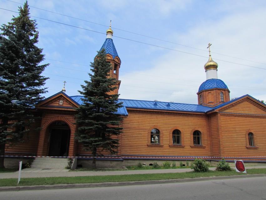Струги красные  — Церковь Успения Пресвятой Богородицы