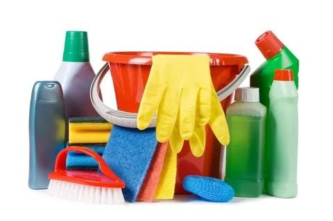 Средства моющие и чистящие