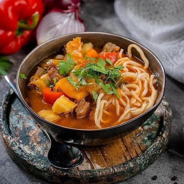 Сухие супы и закуски