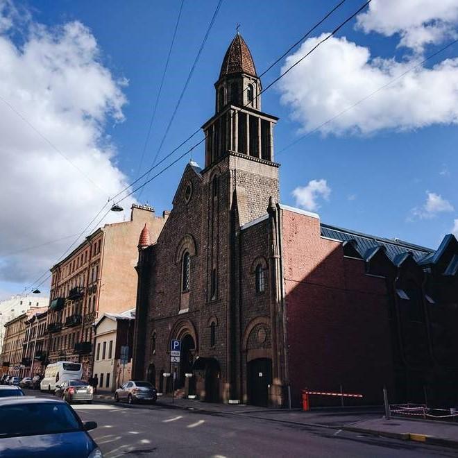 Храм Матери Божией Лурдской