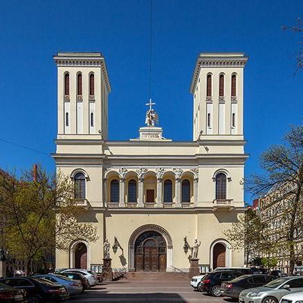 Петрикирхе – Лютеранская церковь Святых Петра и Павла